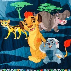 Toddler Bed Set Lion Guard